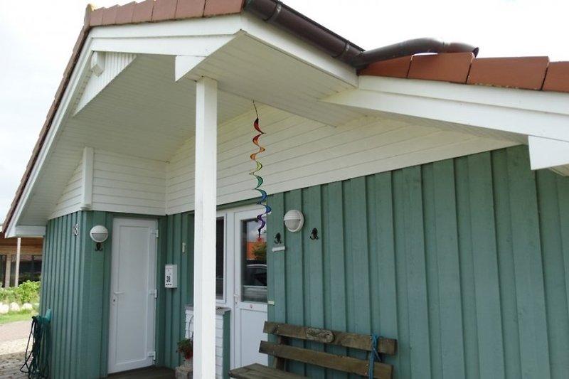 Strandhaus mit Sauna und Kamin