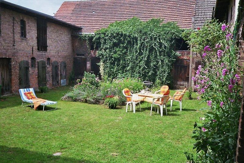 Gartenhof, Ferienwohnung Pfaff