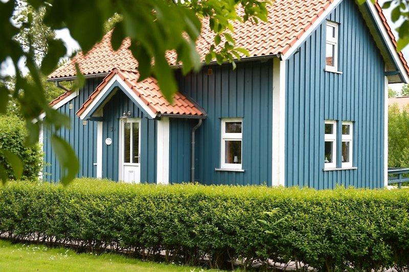 Blaues Sommerhaus am Meer à Nordermeldorf - Image 2