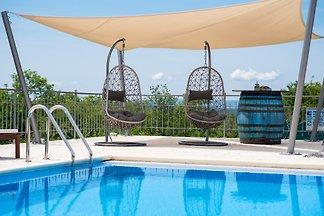 Villa Kalic mit Schwimmbad