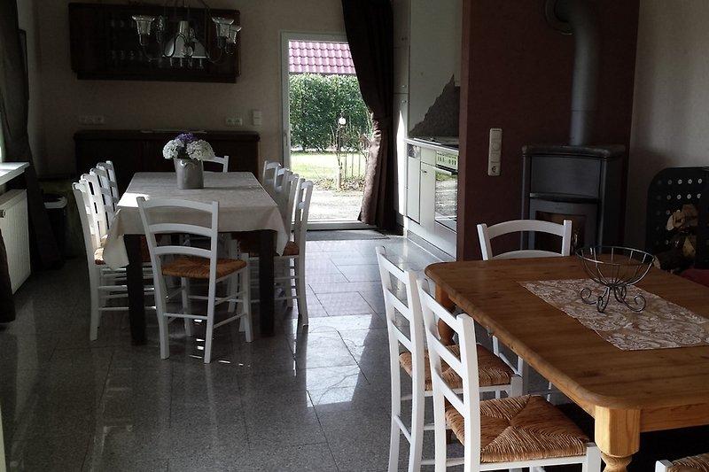 30 m² Küche