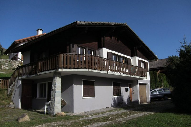 Casa Ruaus