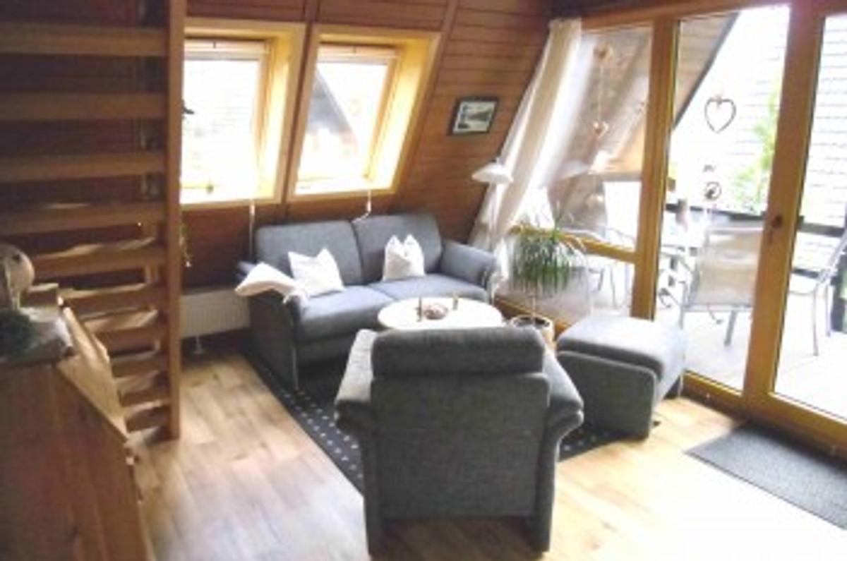ferienhaus waldseebad ferienhaus in clausthal zellerfeld mieten. Black Bedroom Furniture Sets. Home Design Ideas
