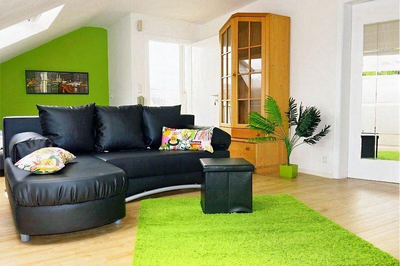 Sofa (mit Schlaffunktion)