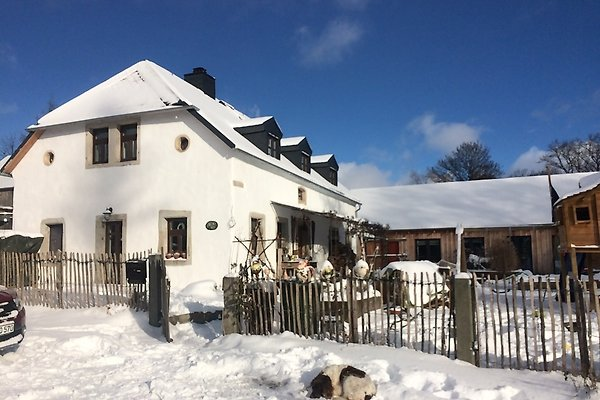 Winter in Hauenreuth