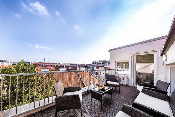 Nagelneue Dachterrassenwohnung in Wien Innere Stadt - Bild 1