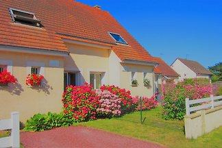 Ferienhaus 80m vom Strand