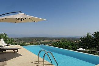 Randa Ferienhaus mit Pool