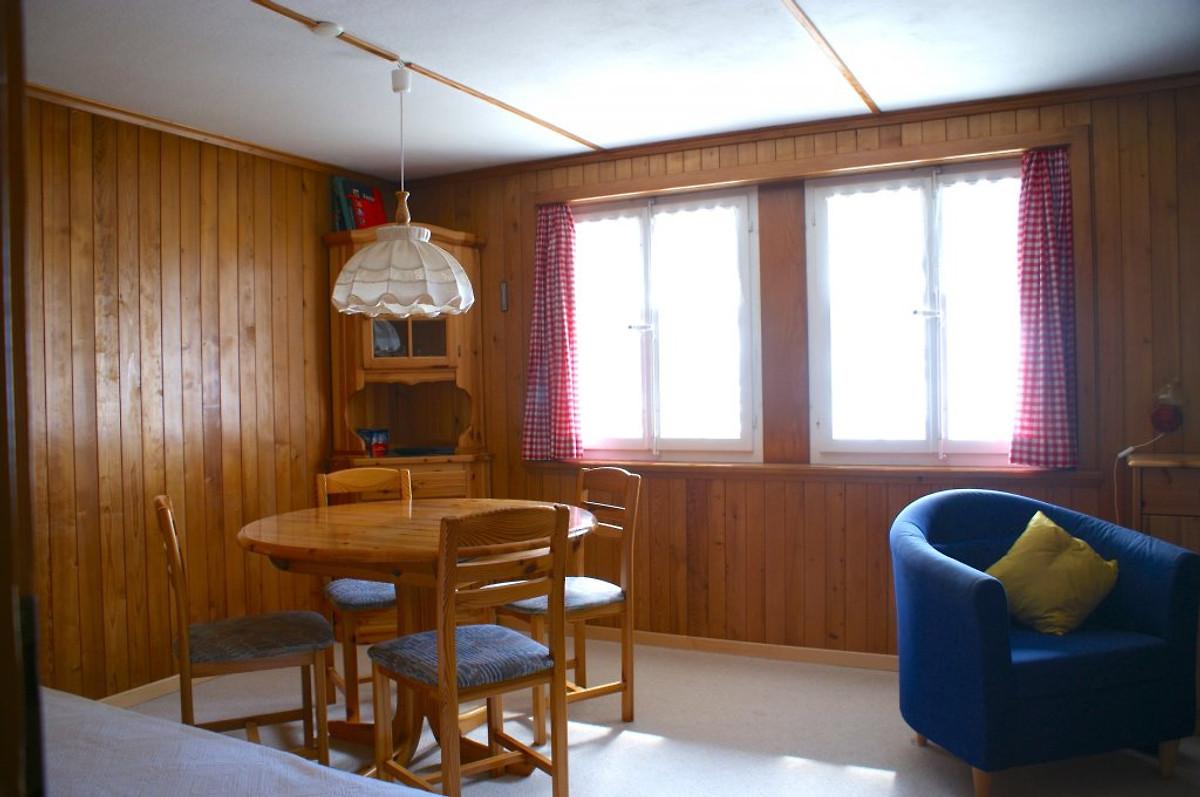 chalet petit champignon ferienwohnung in grindelwald mieten. Black Bedroom Furniture Sets. Home Design Ideas