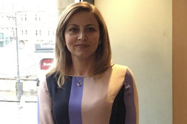 Frau M. Ibrahim