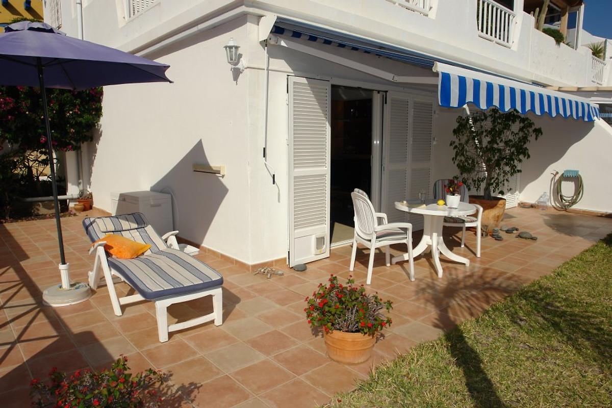 el cono ferienwohnung in playa paraiso mieten. Black Bedroom Furniture Sets. Home Design Ideas