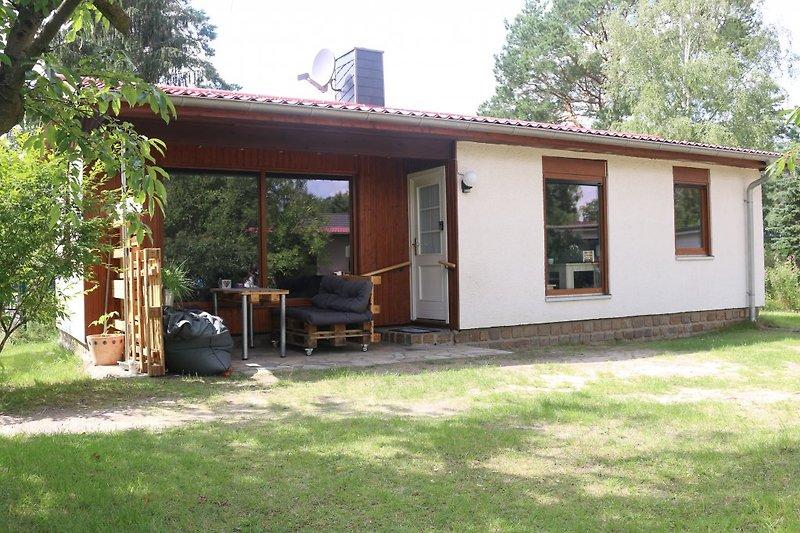 Ferienhaus bei Berlin für max. 6 Personen