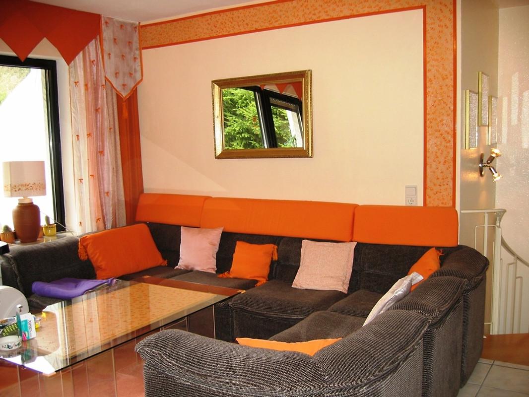 Komfortable ferienwohnung ferienwohnung in ottweiler mieten for Sitzecke wohnzimmer