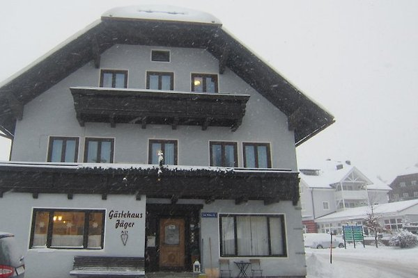 Gästehaus Jäger_Mariapfarr en Mariapfarr - imágen 1