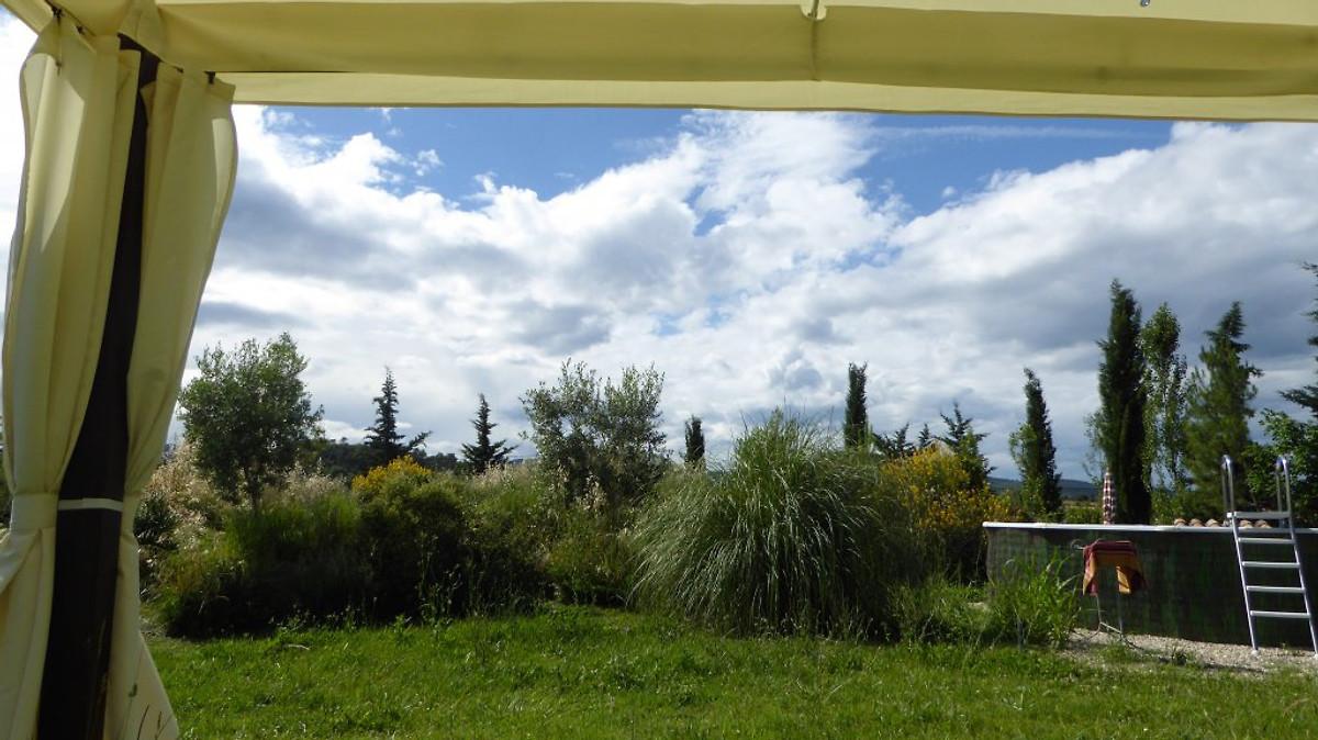 Mas chataigner la jaune vakantiehuis in saint julien de cassagnas huren - Uitbreiding stenen huis ...
