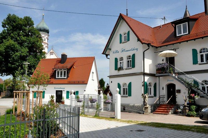 Villa Himmelsberg mit Ferienhaus