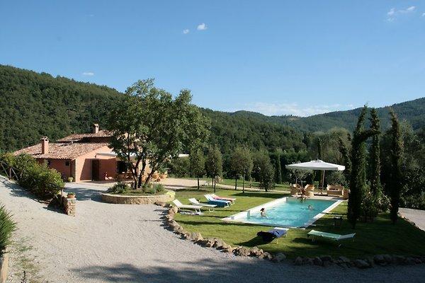 Casale Belforte Villa in Citta di Castello - Bild 1