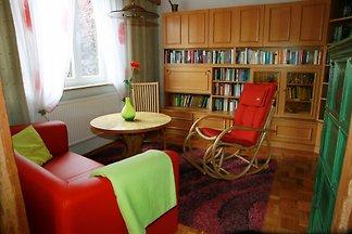 Vakantie-appartement in Nahetal-Waldau