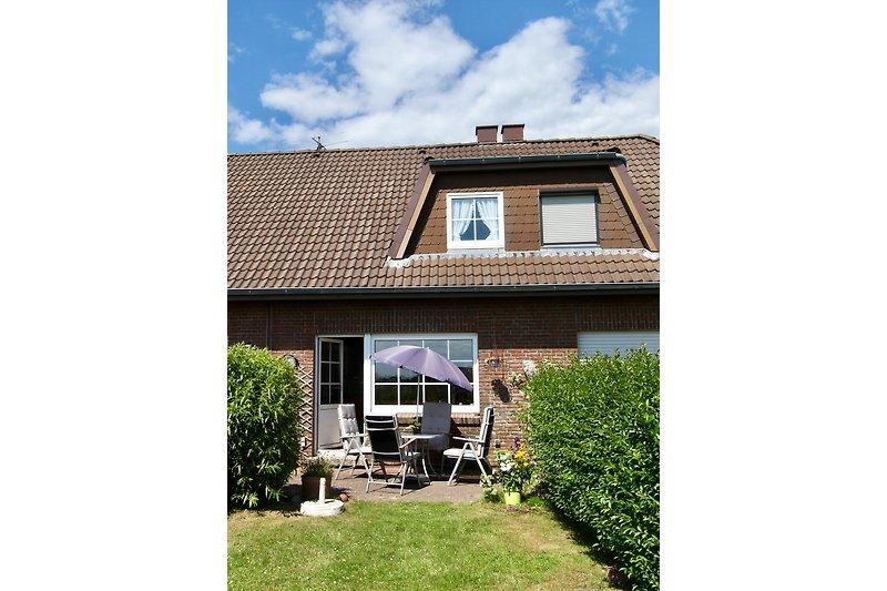 Terrassen und Garten