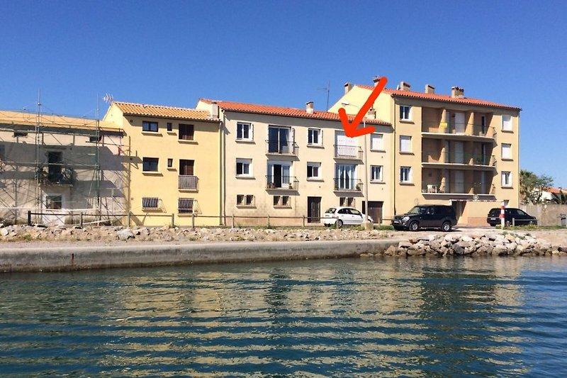Le Sablier in Port-la-Nouvelle - Bild 2