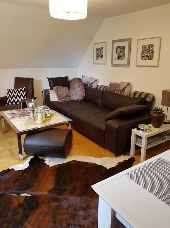 Waldidyll im park ferienwohnung in meinerzhagen mieten - Wohnzimmer couch xxl ...