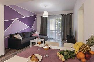 Vakantie-appartement Gezinsvakantie Pula