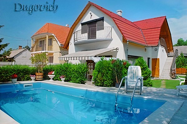 Holiday home in Siofok - picture 1