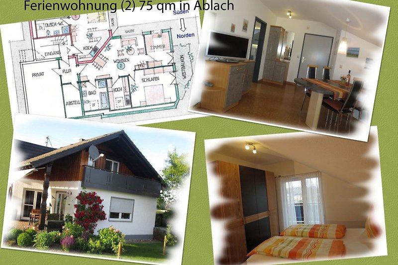 Wohnung (2) 75 qm
