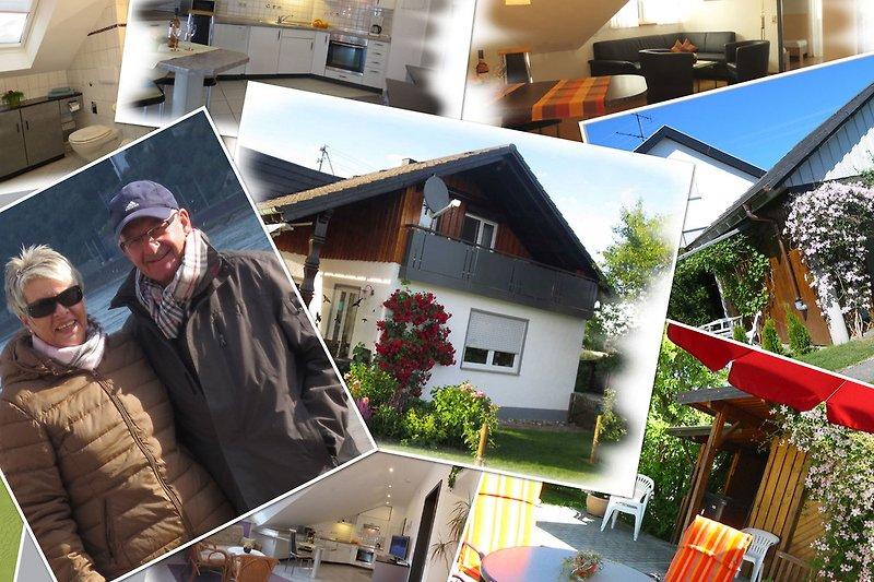 Ferienwohnungen Waibel (3 Wohnungen)