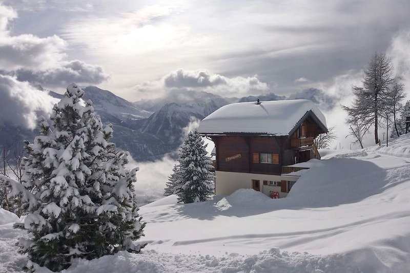Chalet Alpengruss