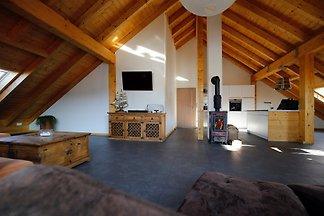 Vakantie-appartement in Langenweißbach