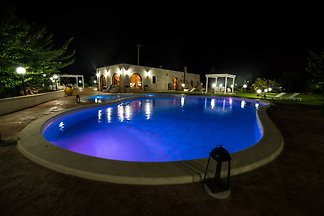 trullo villa with oldfactory pool