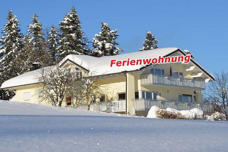 Ruhige Ferienwohnung  für Ihren Skiurlaub im Bregenzerwald