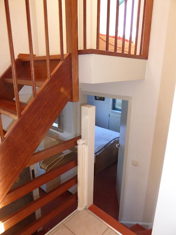 1a locatie duingebied egmond binnen vakantiehuis in for Trap naar boven