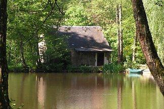 Moulin des Vernes | maison l'Etang