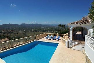 Villa Perla del Montgó in Javea