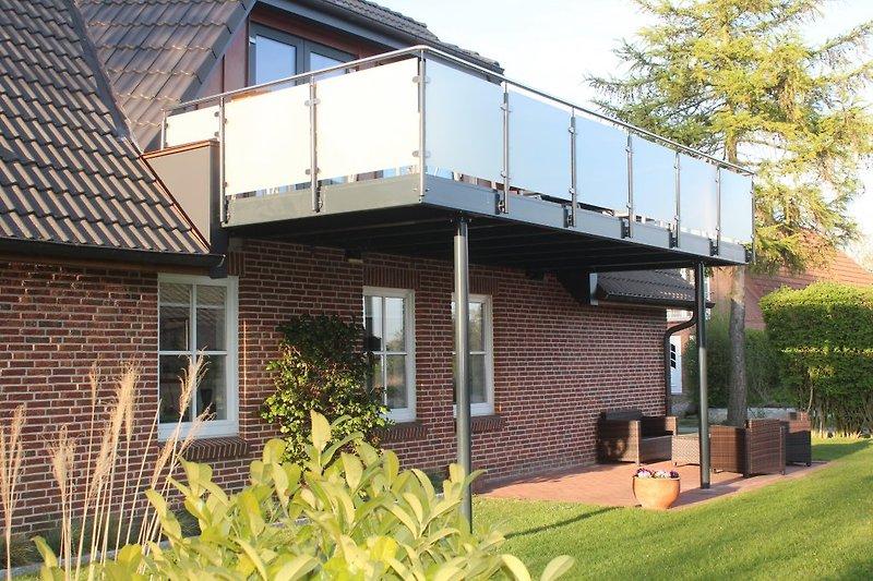 Balkon -Südlage