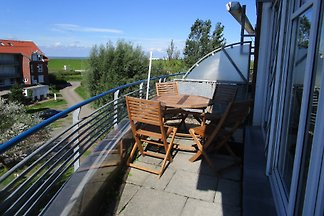 Holiday flat in Dorum-Neufeld