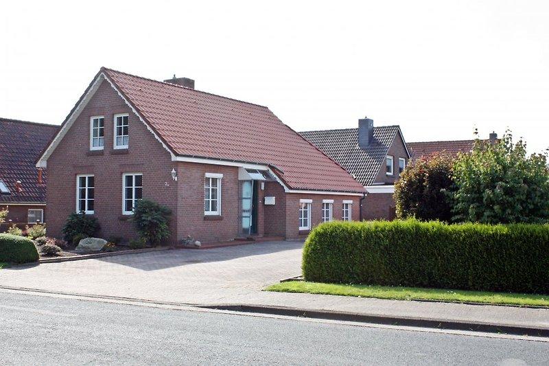Freistehendes Landhaus