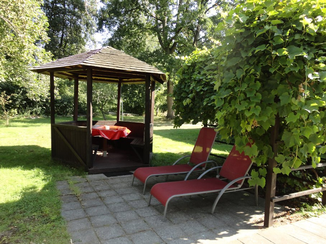 spreedomizil berlin ferienhaus in rahnsdorf mieten. Black Bedroom Furniture Sets. Home Design Ideas