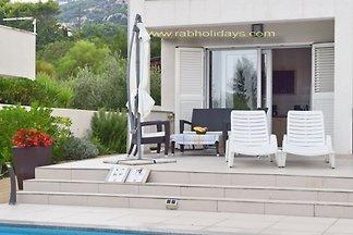 Villa Marija mit Pool