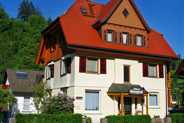 Appartementhaus Wiesengrund à Baiersbronn - Image 1