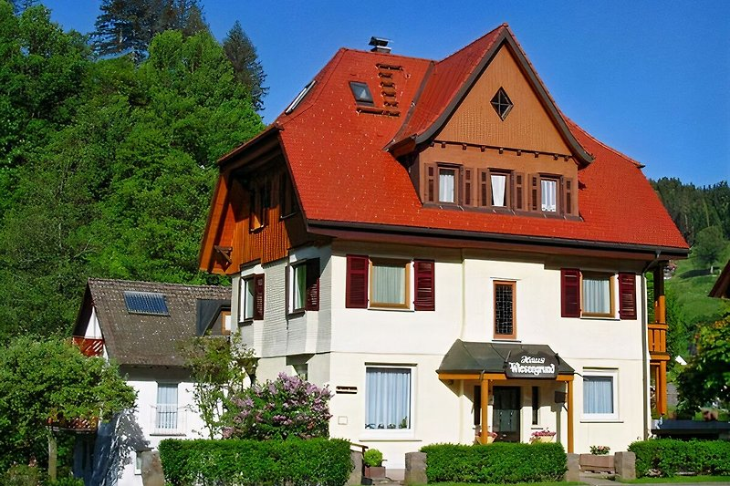 Appartementhaus Wiesengrund  à Baiersbronn - Image 2