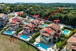 Ferienhaus Villa Banjole 8+2 Person