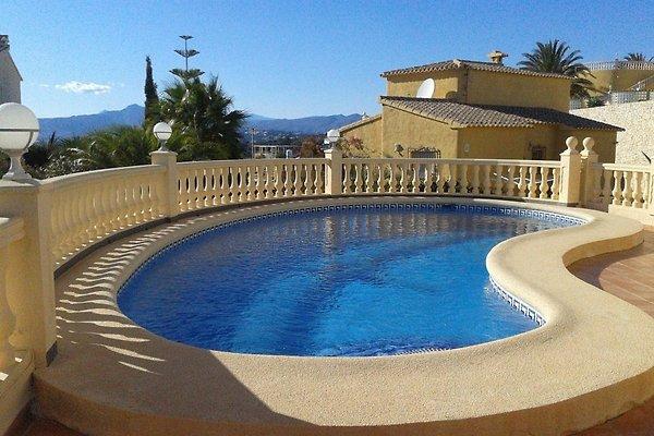 Villa Sueno 'il sogno' in Moraira - immagine 1