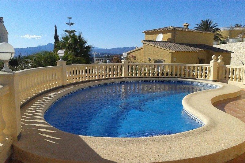 Villa Sueno « le rêve » à Moraira - Image 2