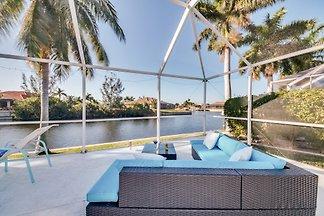 Villa Southview -Südlage,Pool,Kanal
