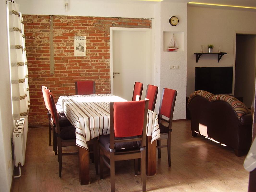 Ferienhaus mit 4 Schlafzimmer 113 - Ferienhaus in Nesse mieten