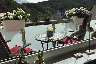 Ferienwohnung Terrazza - Balkon