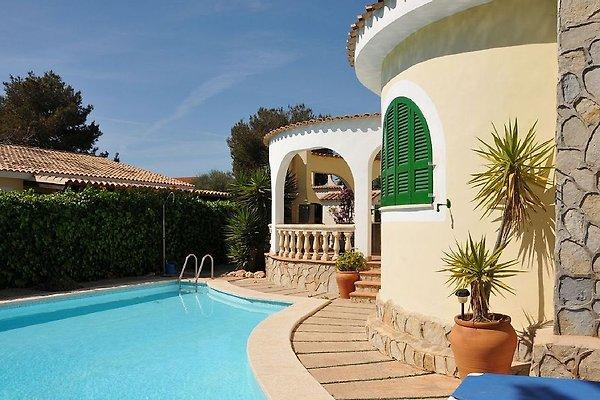 Villa Gabriela in Cala Mandia - Bild 1